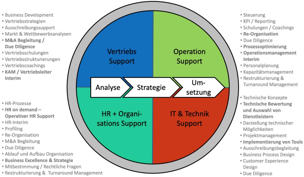 Handlungsfelder des Call Center Consulting –am Beispiel der Schacht Consulting